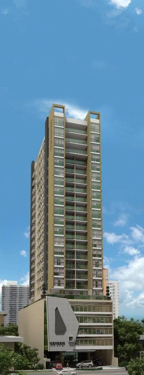 apartamento en san francisco genesis tower en construccion en la calle  san francisco