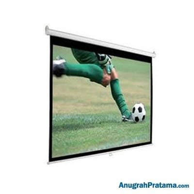 draper mwsdr2635 180 inch diagonal manual projector screen
