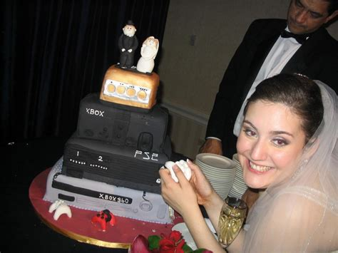 Hochzeitstorte Gamer by How Geeky Wedding Cakes Grabbed A Slice Of A 2 Billion