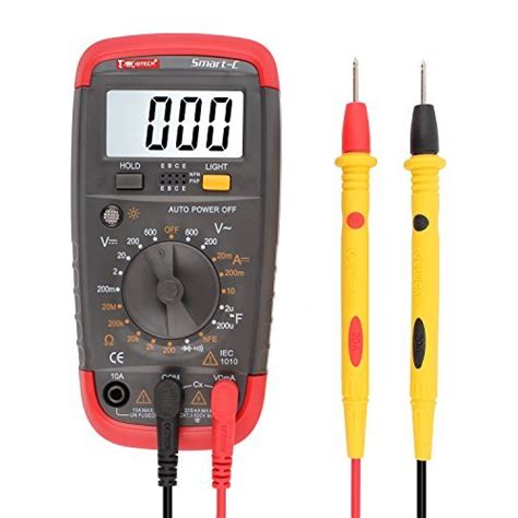 check capacitor with ohm meter ohm meter