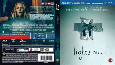 Bluray Lights lights out
