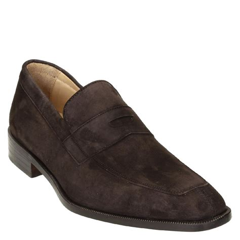 handmade loafers brown suede leather loafers shoes handmade