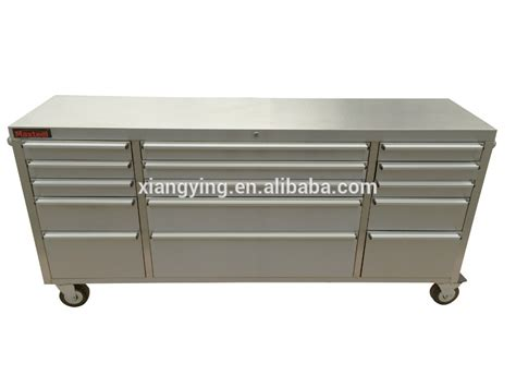 stainless steel tool cabinet 72 inch heavy duty stainless steel tool chest tool box