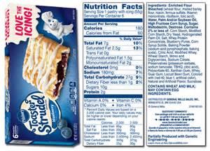 Pillsbury Toaster Strudel Pillsbury Product List