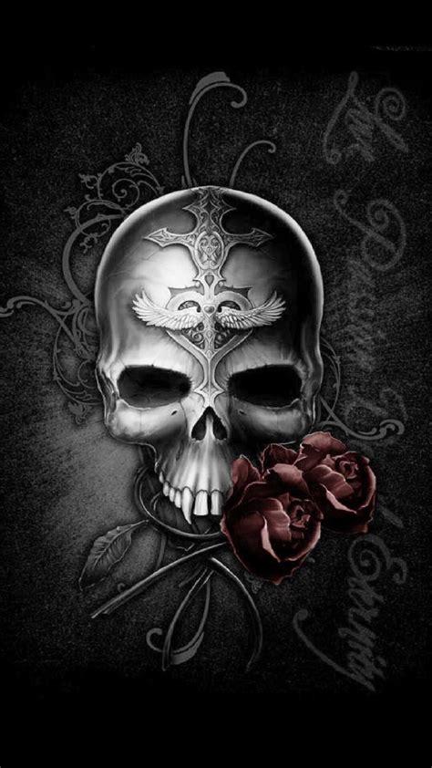 badass skull wallpapers  wallpaperplay