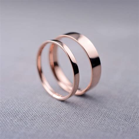 Eheringe Einfach by 25 Best Ideas About Matching Wedding Bands On