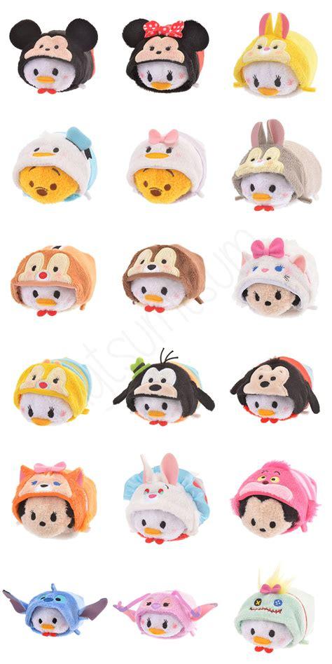 Tsum Tsum New by Japan New Tsum Tsum Costumes My Tsum Tsum