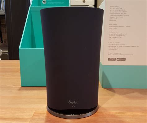 Router Onhub onhub router now available in canada companion apps out for ios and android mobilesyrup