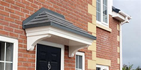 House Awnings Uk by Door Canopies Uk Minster Mono Pitch Door Canopy 1800mm Wide