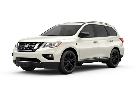 nissan pathfinder platinum midnight edition nissan canada offers pathfinder platinum midnight edition
