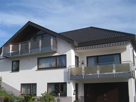 Außengeländer Edelstahl Preise by Wyland U Kohle Gmbh 72401 Haigerloch Gruol Metallbau