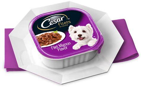cesar food recall mars petcare us voluntarily recalls cesar classics filet mignon flavor food