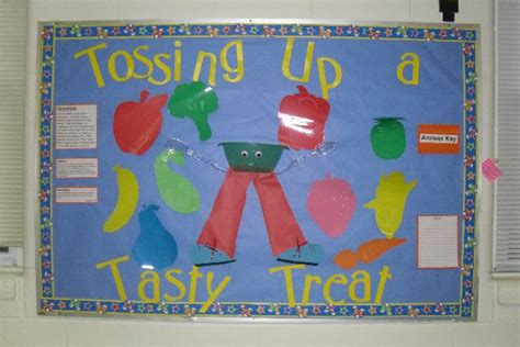 kitchen bulletin board ideas pec bulletin boards for physical education