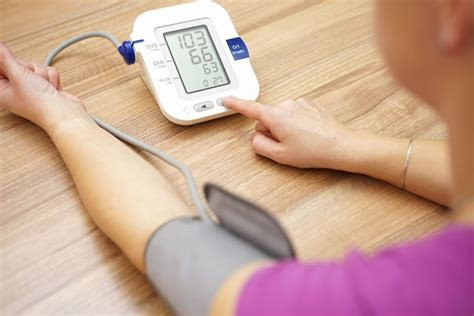 How To Take Blood Pressure At Home how to take your blood pressure at home berkeley