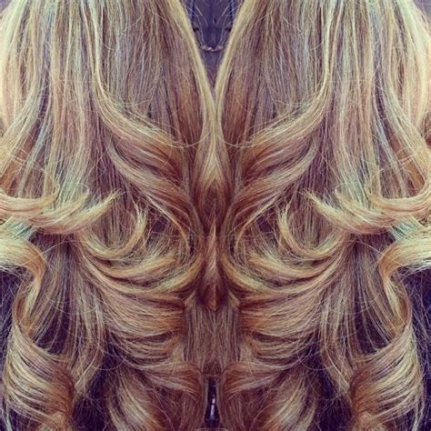 multi dimensional hair highlights 17 best images about double process color on pinterest