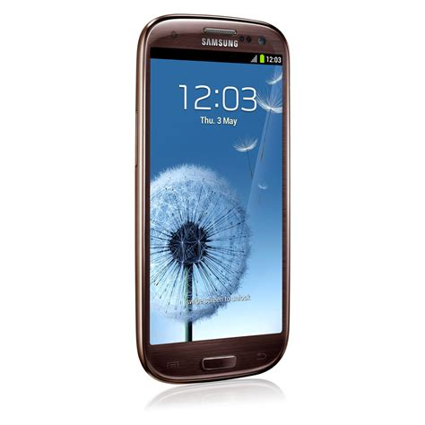 samsung mobile gt i9300 samsung galaxy siii gt i9300 brown 16 go mobile