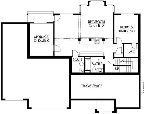 rec room floor plans large rec room with wet bar 23149jd 2nd floor master