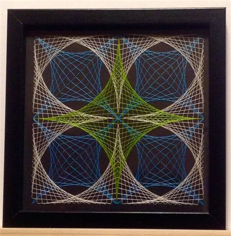 String Designs Geometry - 241 best images about parabolic string on