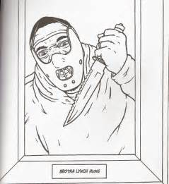 rap coloring book gangsta rap coloring book brotha lynch hung