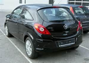 Opel D File Opel Corsa D Rear Jpg