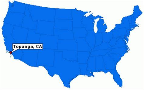 topanga california information epodunk