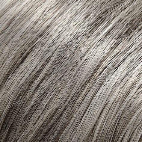 human hair gray wiglet human hair pull thru wiglet by jon renau wigstudio1 com