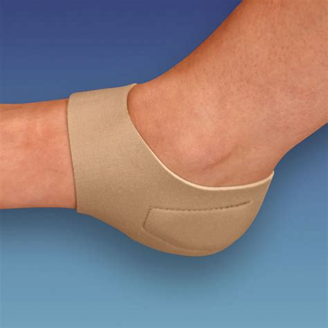 the foot comfort store heel hugger 174 therapeutic heel stabilizer foot care