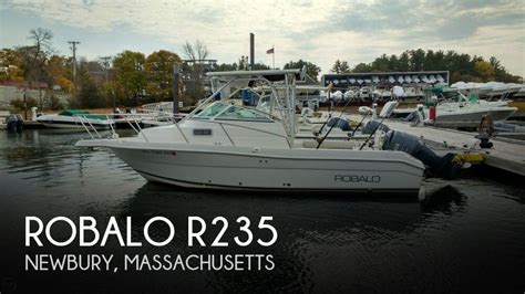 robalo boat dealers in ma canceled robalo r235 boat in newbury ma 118383