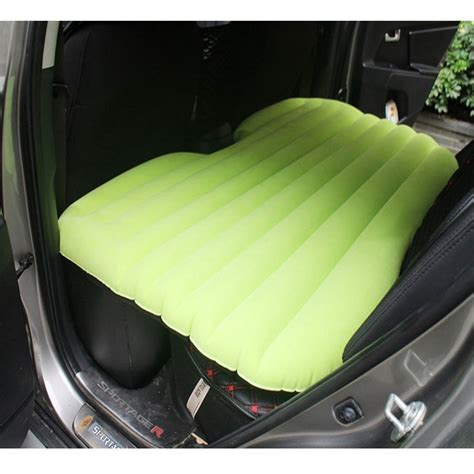 car bed car seat portable inflatable travel holiday cing car seat sleep