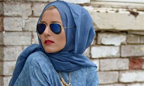 blogger muslim fashion blogger dina torkia there s a fear factor around