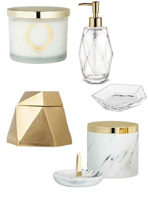 target bathroom collections 17 best ideas about gold bathroom accessories on pinterest