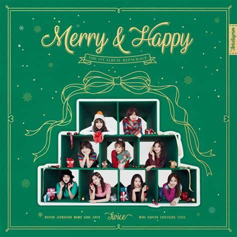 album merry happy repackage mp3