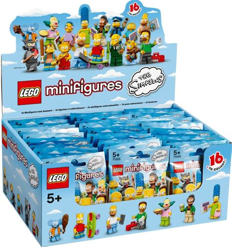 New Itchy Lego Minifigures The Simpsons No 13 Sse050 collectable minifigures the simpsons brickset lego set guide and database
