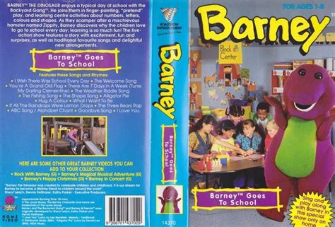 barney and the backyard gang dvd image barney gos to school aus jpg barney wiki