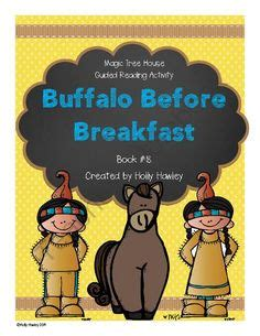 magic tree house 18 buffalo before breakfast book questions create abilities from guided reading teacher binder on