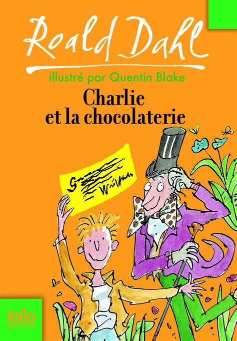 charlie et la chocolaterie cover roald dahl fans