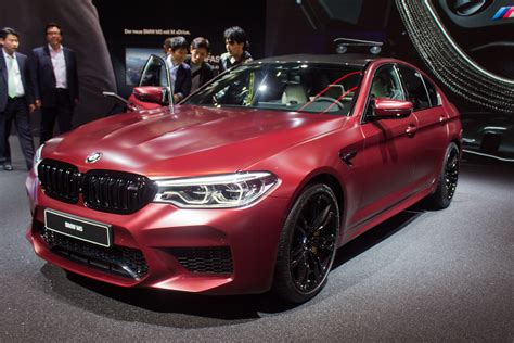 New Bmw 2018 M5 by All Of The Wheels All Of The Power Meet The New 2018 Bmw M5