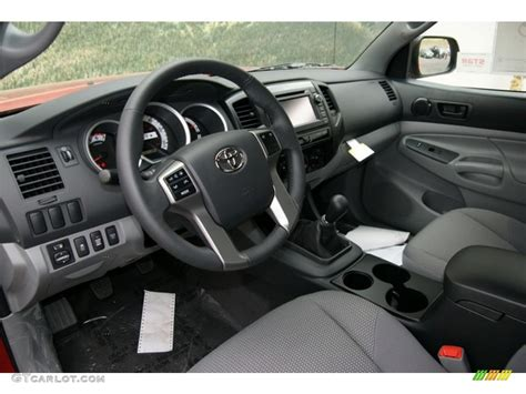 Toyota Tacoma 2013 Interior by 2013 Toyota Tacoma Access Cab 4x4 Interior Photo 71050961 Gtcarlot