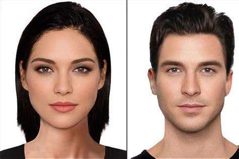 computer hairstyles that fit your face scientists reveal most beautiful british faces