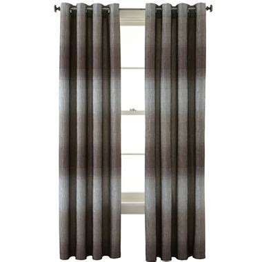 jcpenney grommet drapes pin by jami abbadessa on fernandez home pinterest