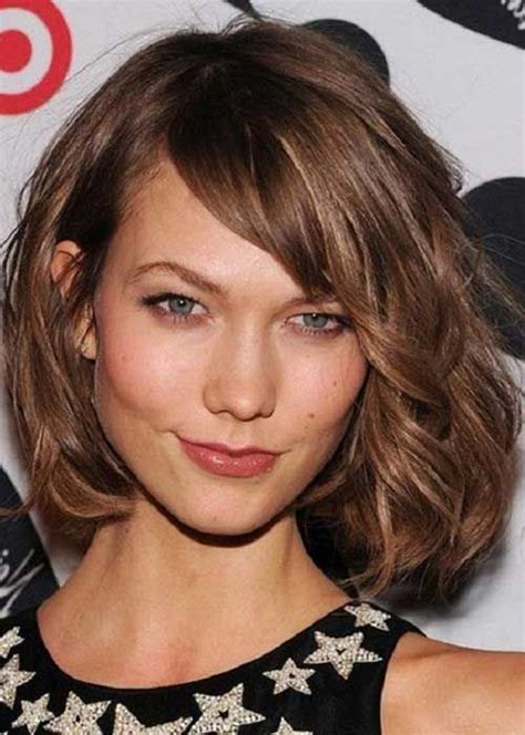 chin length curly layered haircut 274 best images about haircuts on pinterest older women