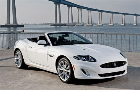 Jaguar Yahoo Autos by How The 2012 Jaguar Xkr Convertible Chases After History