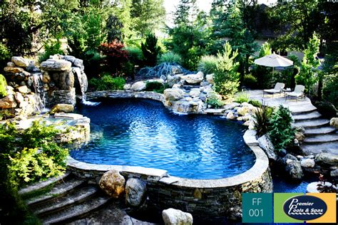 Lazy River Pools For Your Backyard Freeform Swimming Pools Premier Pools Amp Spas
