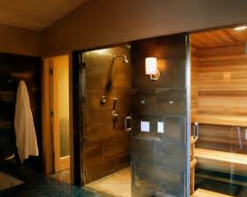 Different Shower Curtains Sauna Change Room Design Ideas Amp Remodel Pictures Houzz