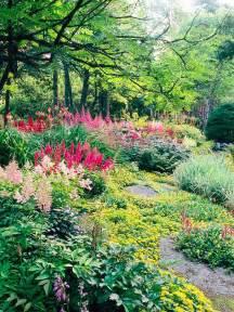 Shade Flower Garden Showy Shade Gardens The Garden Glove