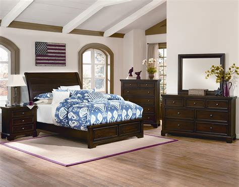 vaughan bassett bedroom vaughan bassett hanover king bedroom group wayside