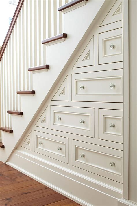 Understair Cupboards - decorating and design tips from tom stringer traditional