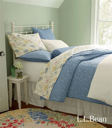 Llbean Bedding by 1000 Images About Bedrooms By L L Bean On