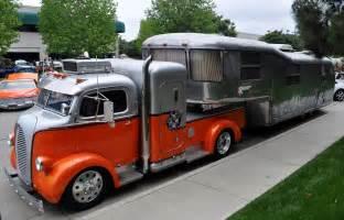 Truck Rod Wheels Just A Car Elwood S Spartan Trailer Finally Gets A