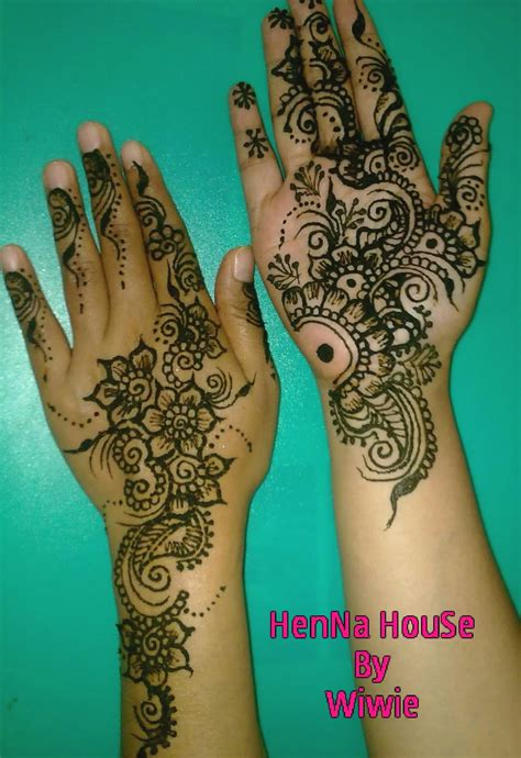 Wiwie Top henna house makedes